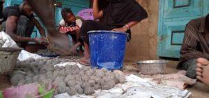roulage des seedballs